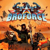 Аренда и прокат Broforce для PS4