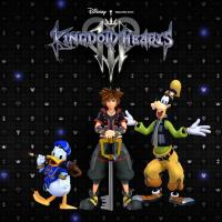 Аренда и прокат Kingdom Hearts III (ENG) для PS4
