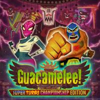 Аренда и прокат Guacamelee! Super Turbo Championship Edition для PS4