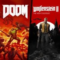 Аренда и прокат DOOM + Wolfenstein II для PS4