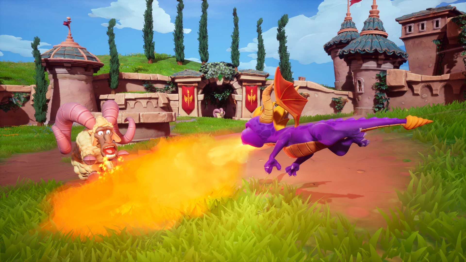 Spyro Reignited Trilogy (ENG) (П3)