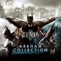 Batman: Arkham Collection (Все DLC) (П3)