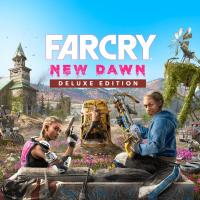 Аренда и прокат Far Cry New Dawn для PS4