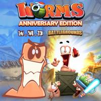Аренда и прокат Worms Anniversary Edition для PS4