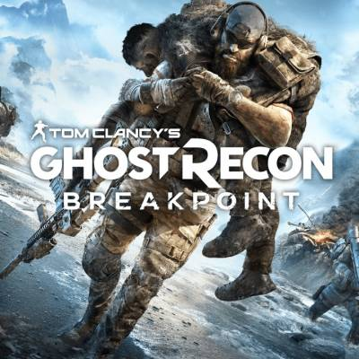 Аренда и прокат Tom Clancy's Ghost Recon Breakpoint для PS4