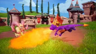 Аренда и прокат Spyro Reignited Trilogy (ENG) для PS4
