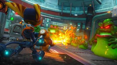 Аренда и прокат Ratchet & Clank + LittleBigPlanet 3 Bundle для PS4