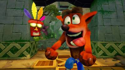 Аренда и прокат Crash Bandicoot N. Sane Trilogy (ENG) для PS4